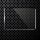 Vector Abstract Black Technology Background Royalty Free Stock Photo