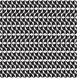 Vector abstract black and white shapes background pattern for art design graphics Royalty Free Stock Photography