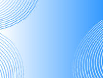 Vector abstract blue background Royalty Free Stock Image