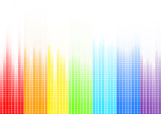Vector abstract bright background royalty free stock photos