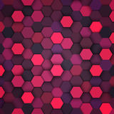 Vector Abstract Bright Background Stock Images