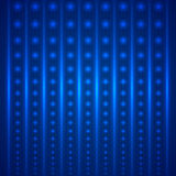 Vector abstract bright blue geometric background Stock Photo