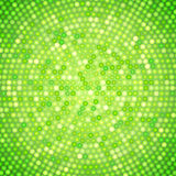 Vector abstract bright radial background Royalty Free Stock Images
