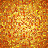 Vector abstract bright radial background Stock Photos