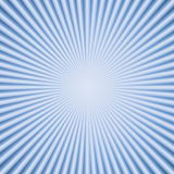 Vector abstract color background with radial lines Royalty Free Stock Photography