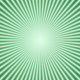 Vector abstract color background with radial lines Stock Images