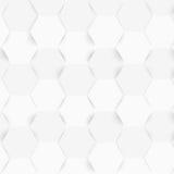 Vector abstract color 3d hexagonal Stock Photo