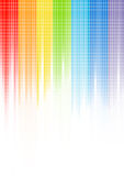 Vector abstract colorful background royalty free stock photography