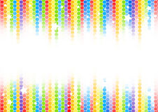 Vector abstract colorful background royalty free stock image
