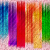 Vector abstract colorful lines background royalty free illustration