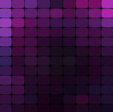 Vector abstract colorful mosaic background. Purple colors An abstract background consisting of elements of a different shape, located in a mosaic style. Vector Stock Images