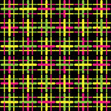 Vector abstract colorful seamless pattern backgrou Stock Photos