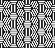 Vector abstract contemporary seamless geometric pattern Stock Photo
