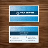 Business cards templates Stock Photos
