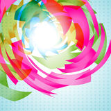 Vector abstract design Stock Image