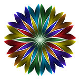 Vector abstract design Stock Photography
