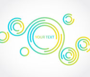 Vector abstract design Stock Images