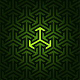Vector abstract design background Royalty Free Stock Image
