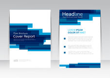 Vector abstract design frame cover report poster template. vector illustration