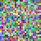 Vector abstract design mosaic Stock Photos