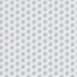 Vector abstract design - surface with hexagons Royalty Free Stock Photo