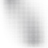 Vector abstract dotted halftone texture Royalty Free Stock Images
