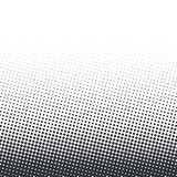 Vector abstract dotted halftone texture Stock Photography