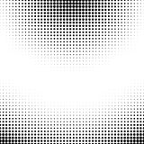 Vector abstract dotted halftone texture. Grunge halftone textured pattern with dots. Vector pop art dotted halftone gradient design element. Dots abstract Stock Photo