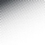 Vector abstract dotted halftone texture. Vector abstract dotted halftone template background. Pop art dotted gradient design element. Grunge halftone textured Stock Photo