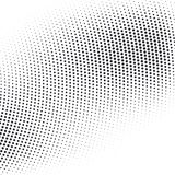 Vector abstract dotted halftone texture Royalty Free Stock Photos