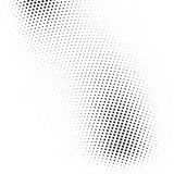 Vector abstract dotted halftone texture. Vector abstract dotted halftone template background. Pop art dotted gradient design element. Grunge halftone textured Stock Photos
