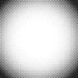 Vector abstract dotted halftone texture Stock Photos