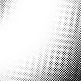 Vector abstract dotted halftone texture. Vector abstract dotted halftone template background. Pop art dotted gradient design element. Grunge halftone textured Royalty Free Stock Image