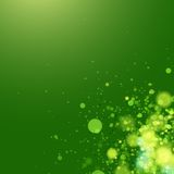 Vector abstract eco background. Royalty Free Stock Images