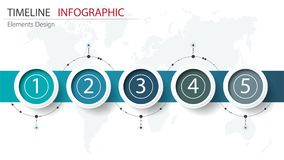 Vector abstract element timeline infographics. Design for busine. Ss or finance template layout, brochure, workflow, information or presentation and other Vector Illustration
