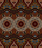 Vector Abstract Ethnic Indian Pattern Tribal Stock Images