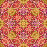 Vector abstract ethnic ornament Royalty Free Stock Photo