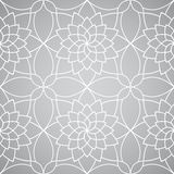 Vector abstract floral wallpaper. Seamless pattern. This is file of EPS8 format Royalty Free Illustration