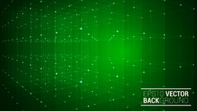 Vector Abstract futuristic background Stock Photo