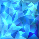 Vector abstract geometric background Stock Images
