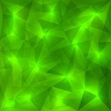 Vector abstract geometric background Stock Photography