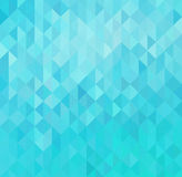 Vector abstract geometric background with triangle Royalty Free Stock Photography