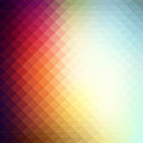Vector abstract geometric background with triangle Royalty Free Stock Photos