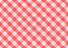 Vector Abstract Geometric Retro Seamless Pattern Royalty Free Stock Image