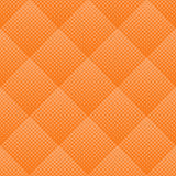 Vector abstract geometric seamless pattern of rhombuses. Gradient Halftone Dot. Royalty Free Stock Photography