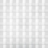 Vector Abstract geometric shape from gray cubes Royalty Free Stock Photo