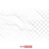 Vector Abstract geometric shape from gray diagonal romb. Royalty Free Stock Photo