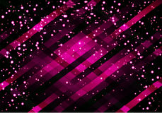 Vector abstract glamour background with diagonal lines and strips. Shiny violet backdrop. Vector abstract glamour background with diagonal lines and strips Royalty Free Stock Image