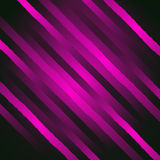 Vector abstract glamour background with diagonal lines and strips. Shiny violet backdrop. Vector abstract glamour background with diagonal lines and strips Royalty Free Stock Photo