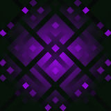 Vector abstract glamour background with diagonal lines and strips. Shiny violet backdrop. Vector abstract glamour background with diagonal lines and strips stock illustration